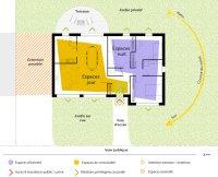 faire un plan de masse avec un extrait cadastral la. Black Bedroom Furniture Sets. Home Design Ideas