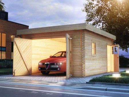 Garage : surface taxable, surface de plancher et emprise au sol